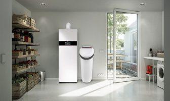 Ena naprava za mehčanje in filtriranje vode za celo hišo